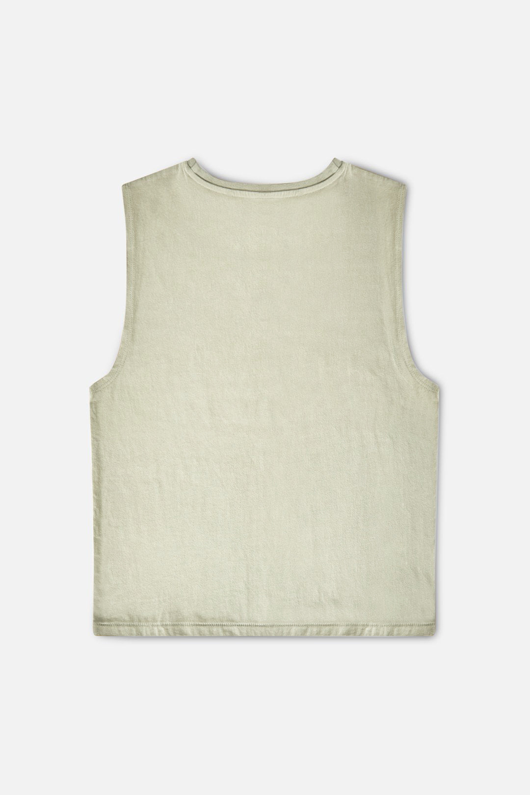 Indie Muscle Tee - Light Sage