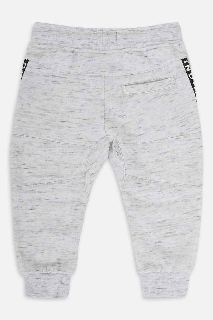 Ind Side Jogger - Ice Marle