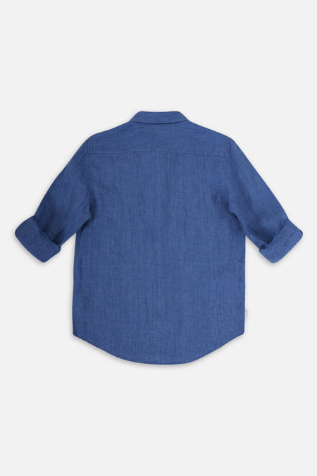 Hampton Shirt - Blue