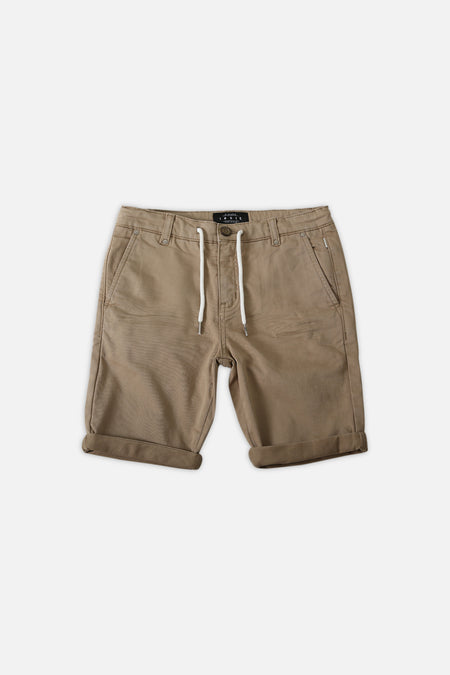 The Drifter Chino Short - Washed Cinnamon