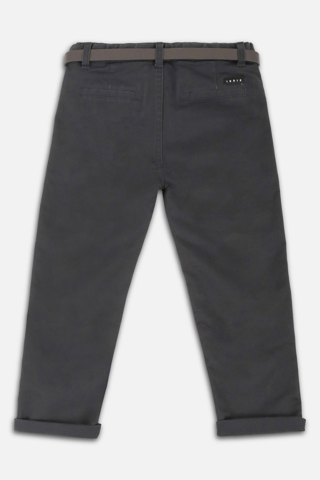 Straight Fit Cuba Chino - Antique Navy