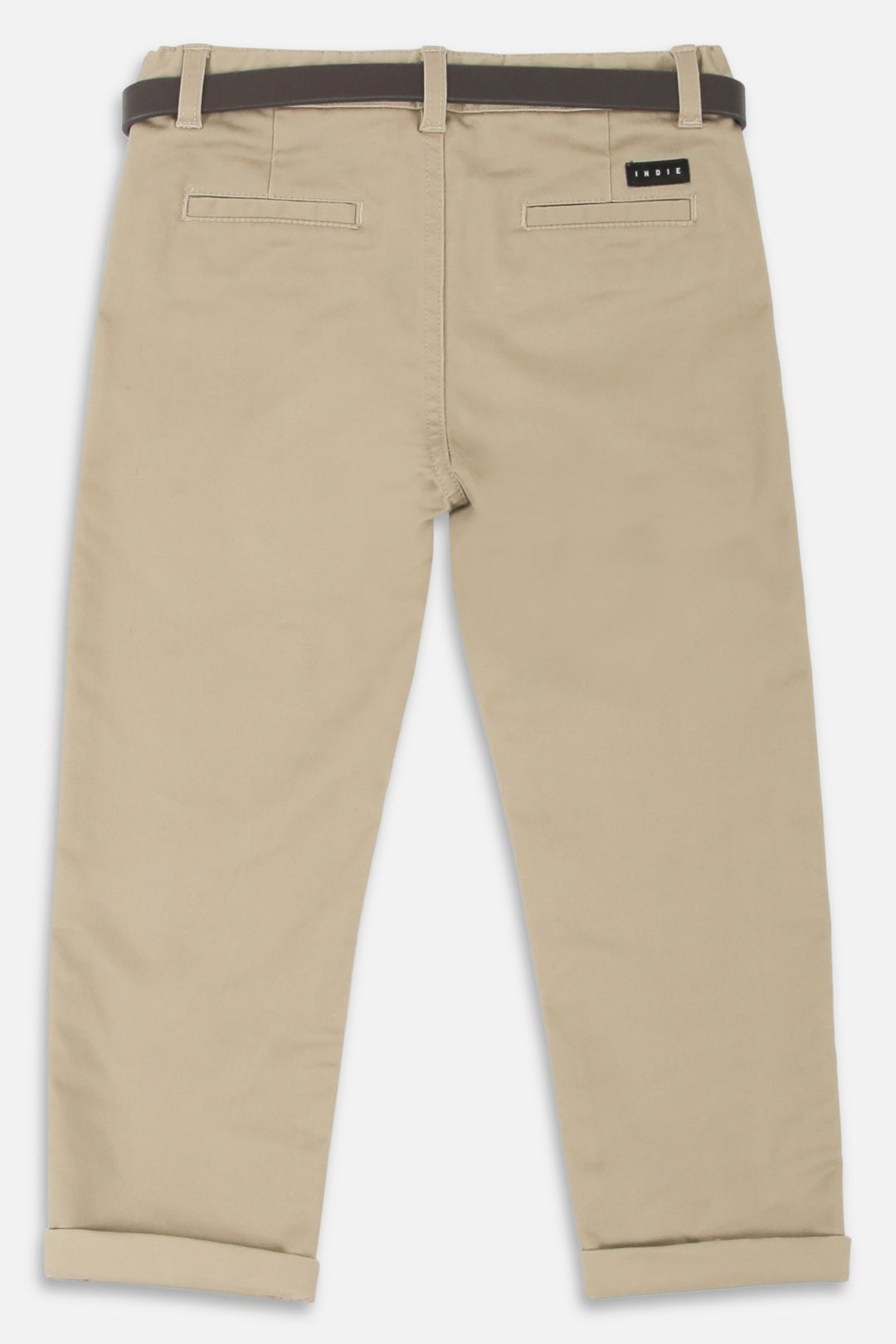 Straight Fit Cuba Chino - Sand