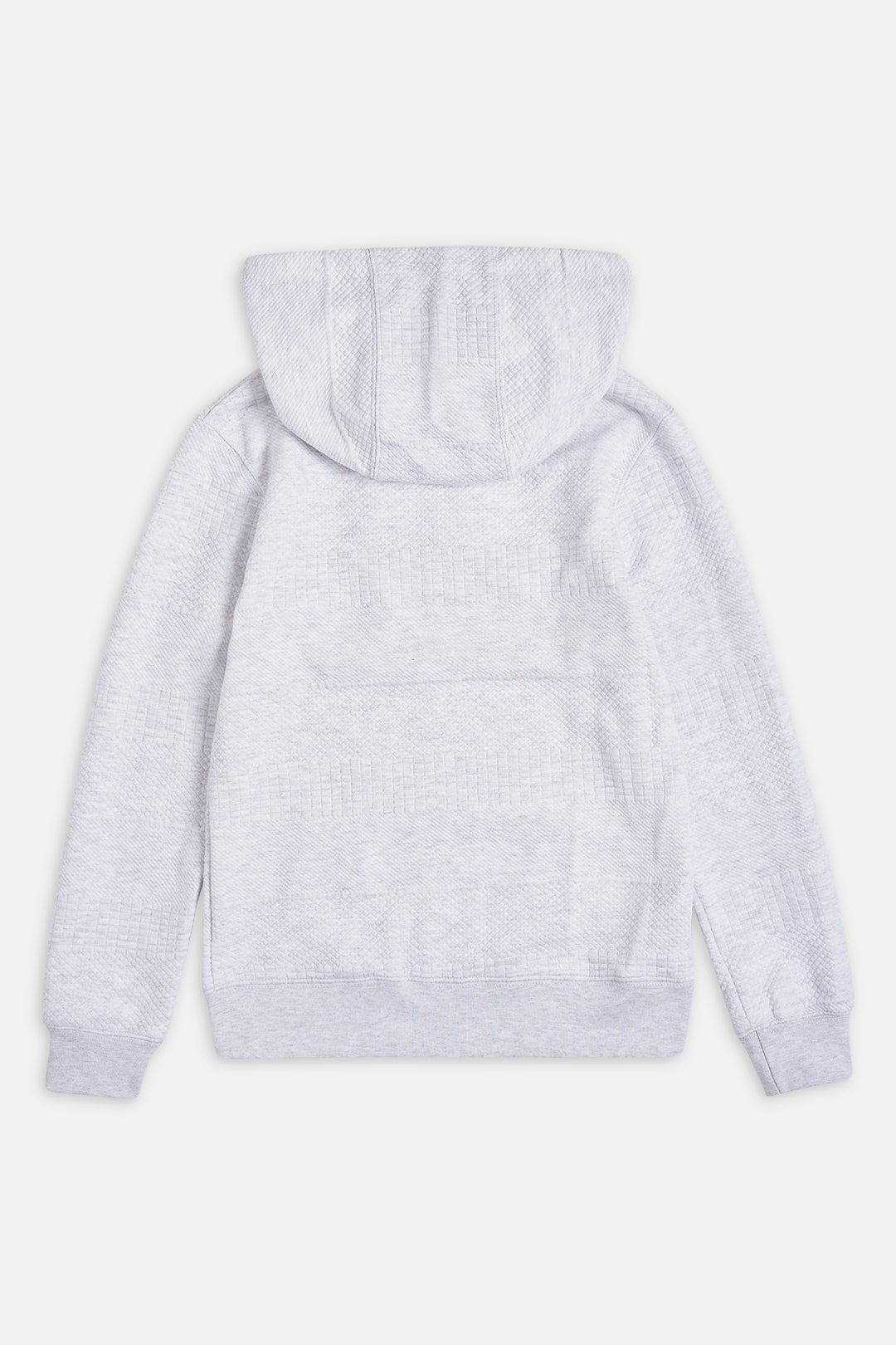 The Iverson Hoodie - Ice Grey