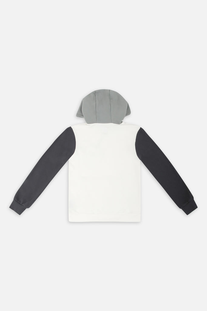 Indie Houston Hoodie - Off White
