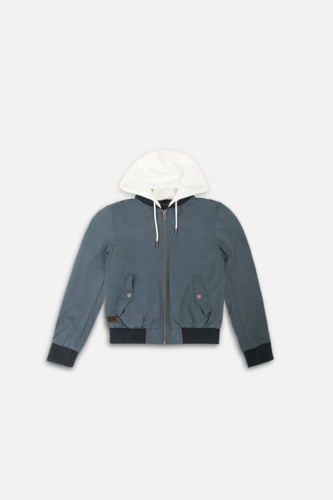 The Grayson Jacket - Navy