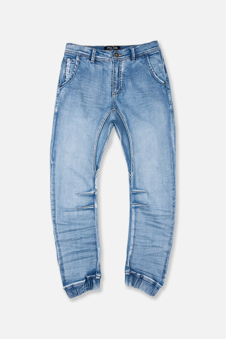 Arched Drifter - Light Denim