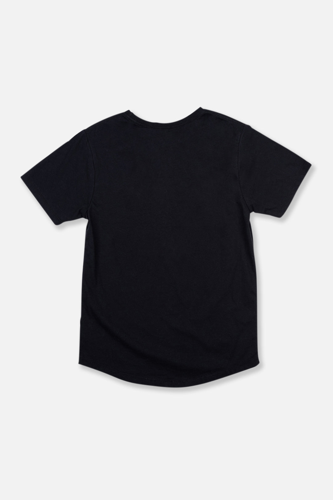 The Nation Tee - Black