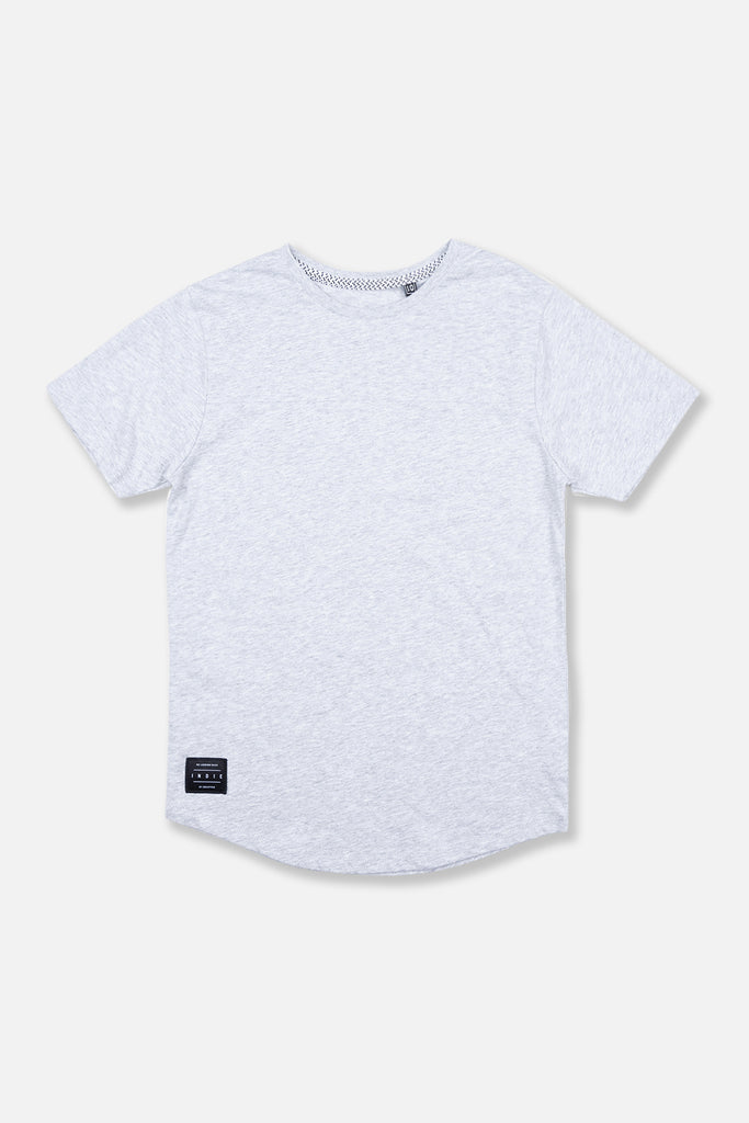 The Nation Tee - Grey