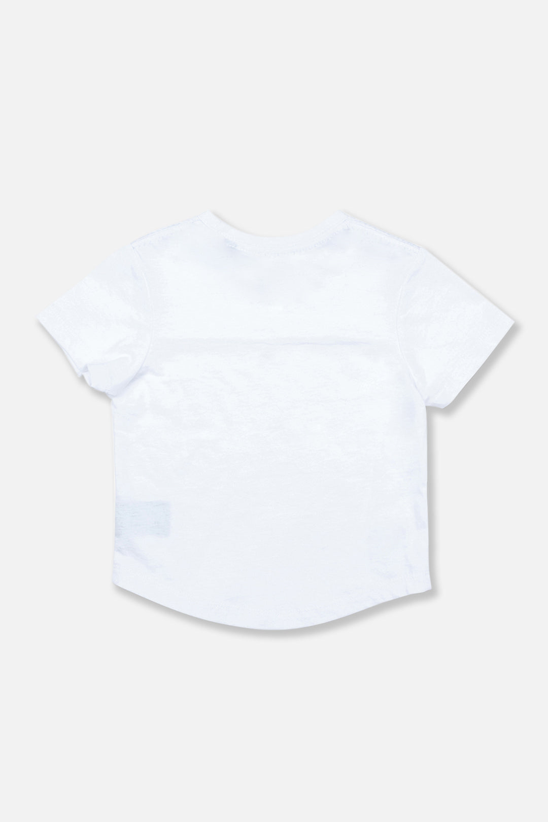 The Nation Tee - White