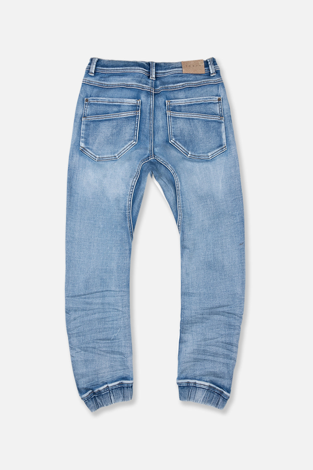 S19 Arched Drifter - Light Denim