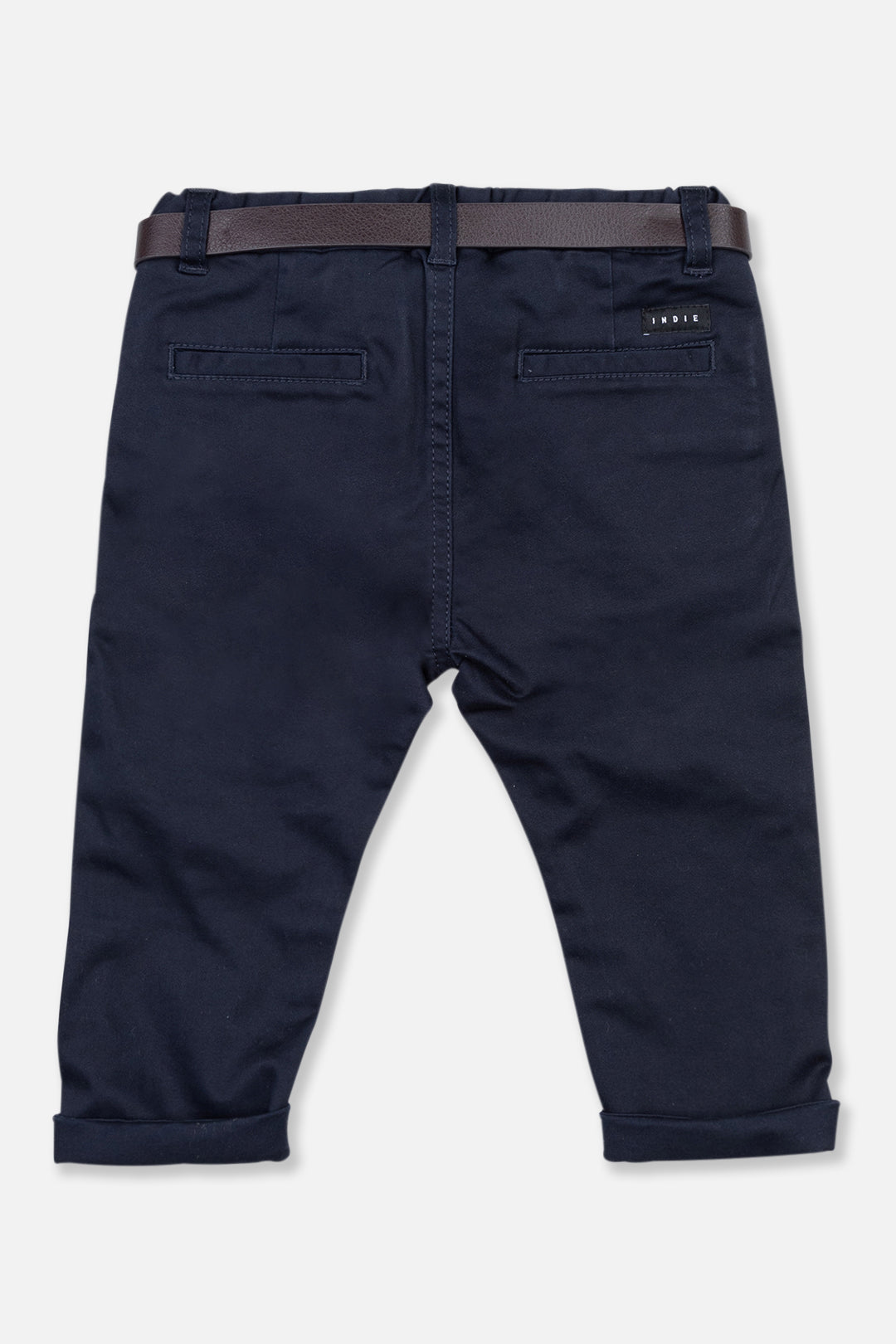Cuba Stretch Chino - Navy
