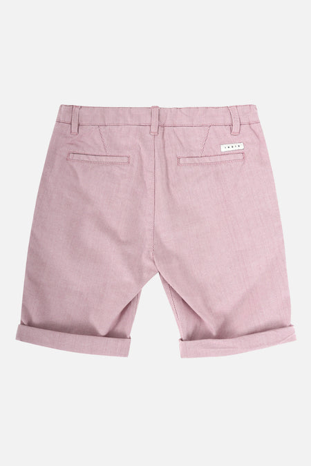 End On End Walk Short - Burgundy