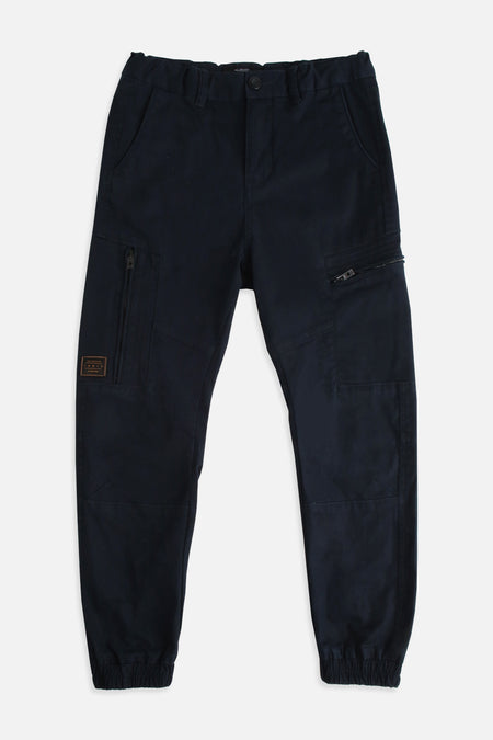 Indie Cargo Pant - Raw