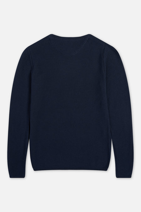 Richland Knit - Navy