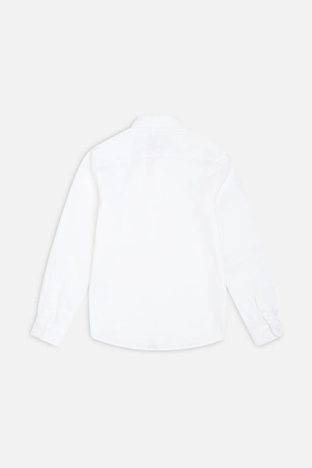 Tennyson Indie Shirt - White