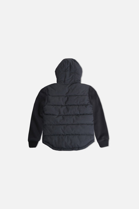New Apex Jkt - Charcoal