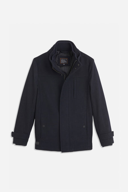 Knightsbridge Jkt - Dark Navy
