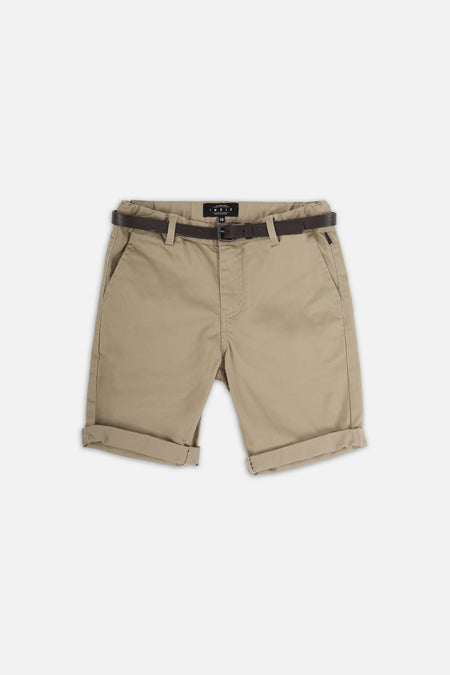Cuba Chino Short - Washed Cinnamon