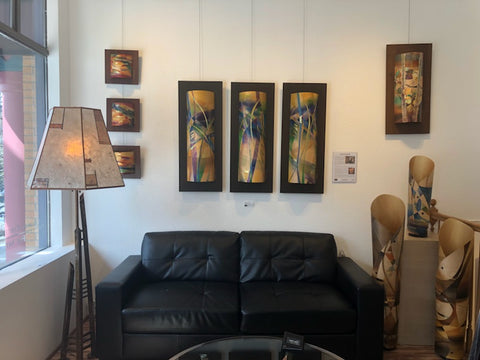 Raitman Art Galleries Breckenridge, Colorado. Featuring Fine Artwork by Artist Cynthia Duff