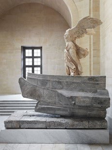 Winged Victory of Samothrace 190 BC