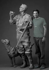 Colorado sculptor Clay Enoch