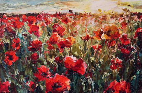 Field of Poppies 2017