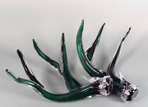 Antler Set - Forest Green