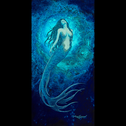 Goddess of the Deep Giclee