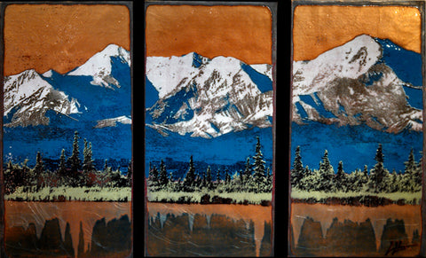 Mountain Triptych