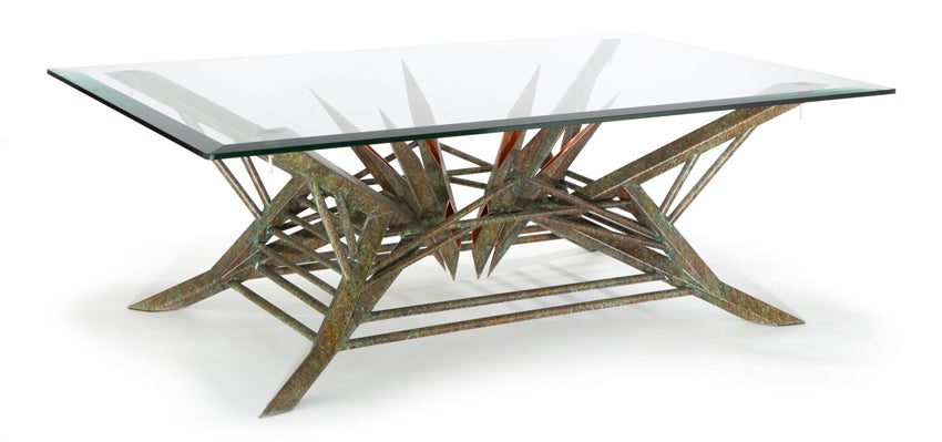 Tarantella Glass Table