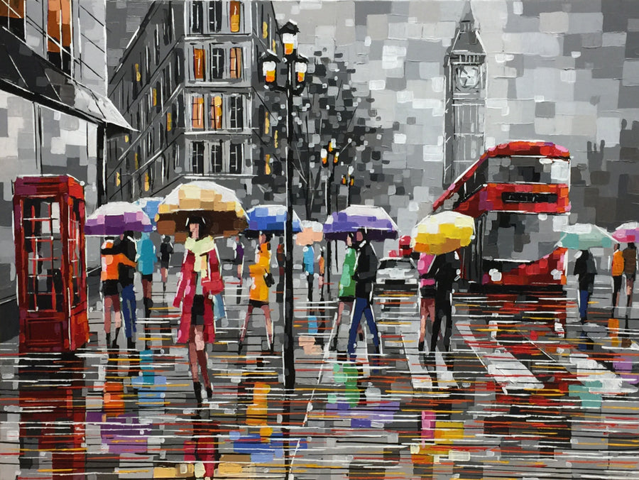 london original painting by aleksandra rozenvain for sale