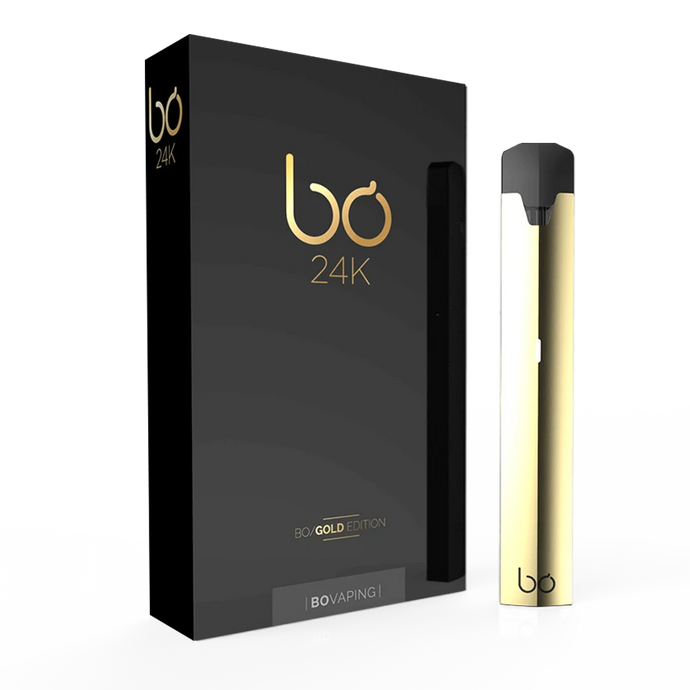 BO Vape Pen - Gold