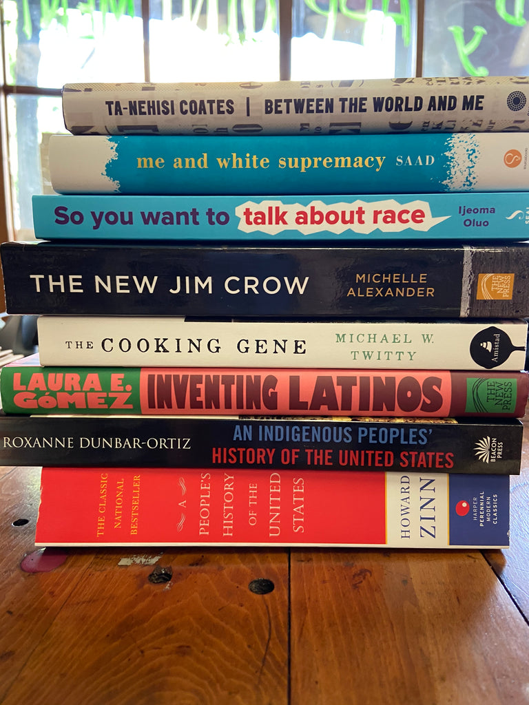Franklin Community Co-op's Antiracist Reading List