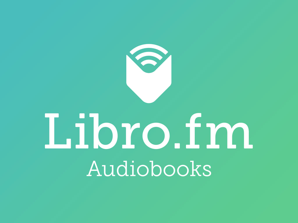 Looking for audiobooks? We're partnering with Libro.fm.