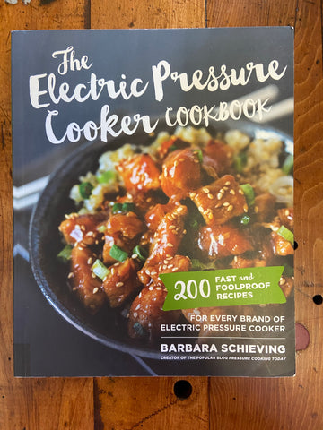 Electric Pressure Cooker Cookbook, The