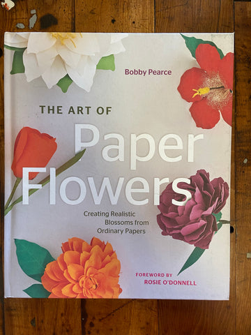 Art of Paper Flowers, The