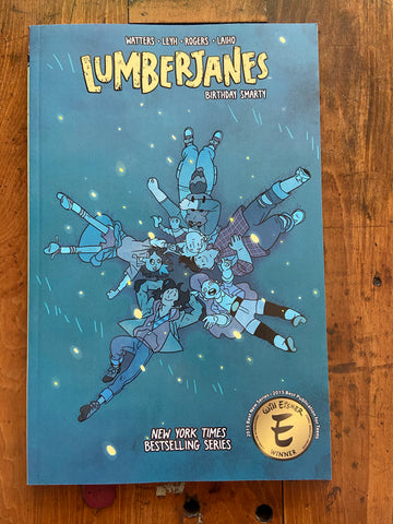 Lumberjanes: Birthday Smarty 15