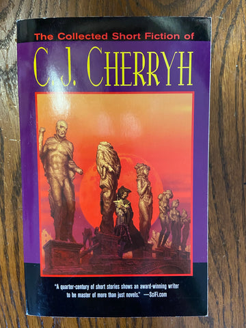 Collected Short Fiction of C.J. Cherryh, The