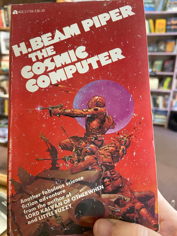 Cosmic Computer, The