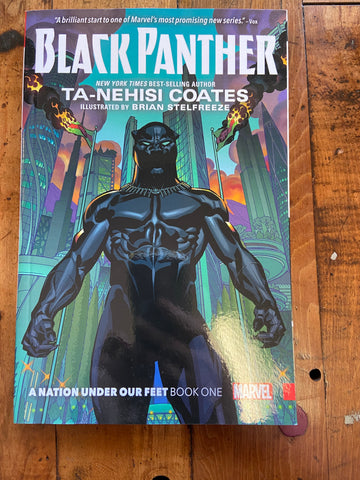 Black Panther: An Nation Under Our Feet, Book One