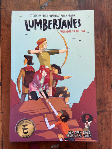 Lumberjanes: Friendship to the Max 2