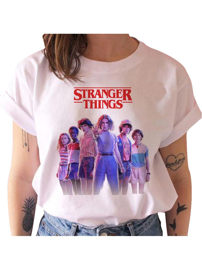 Funny Tee Shirts Stranger Things Season 3 Graphic T-Shirt
