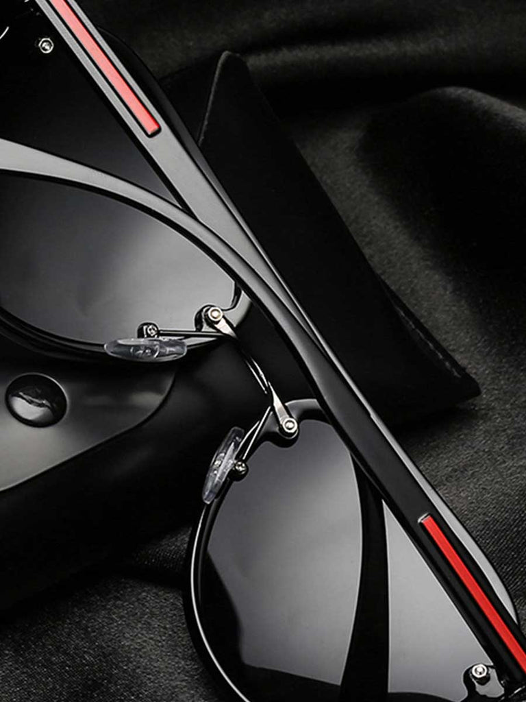 Polarized Eyewear Fashion Pilot Sunglass