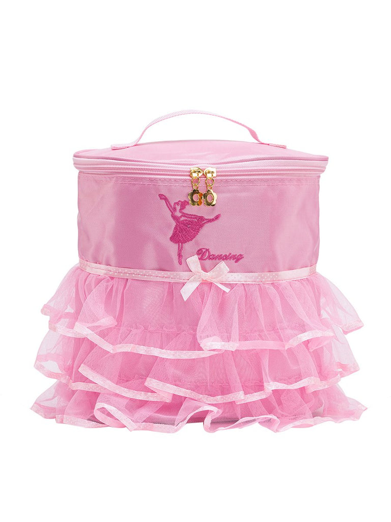 Girls Tutu Dance Bag 3 Way Bag Backpack/Sling Bag/Handbag