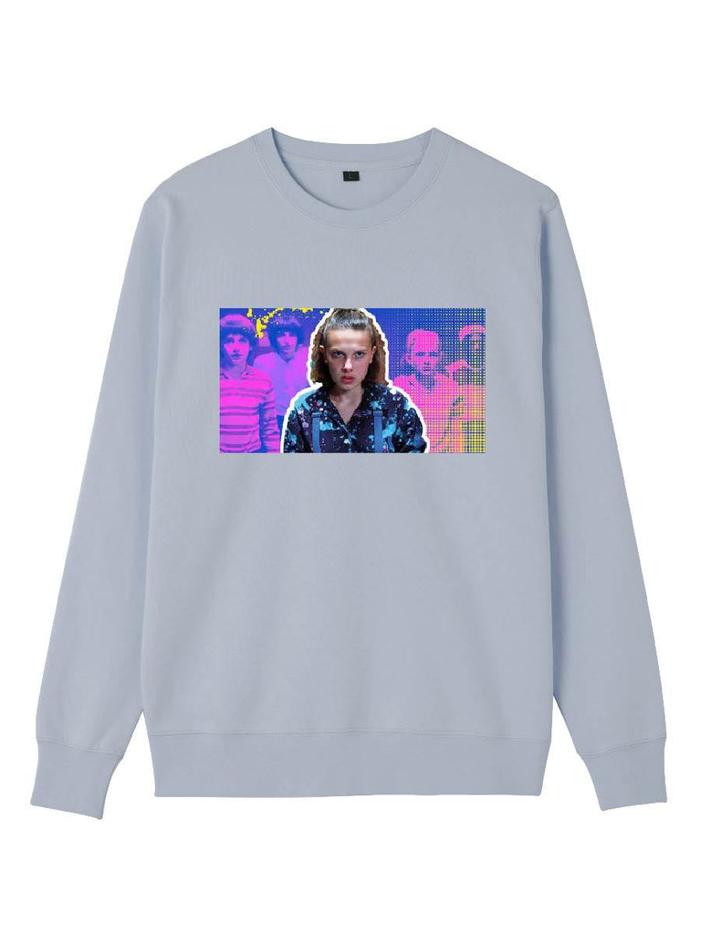 Stranger Things Clothes Eleven Digital Printing Pullover