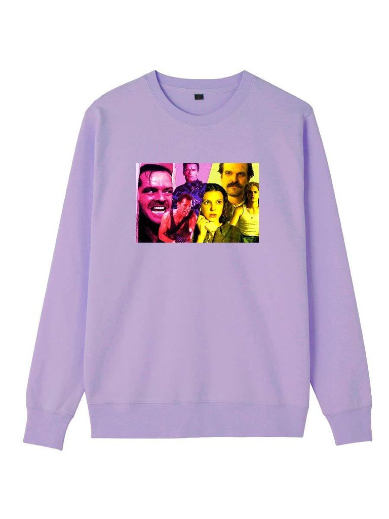 Stranger Things Clothes Jim Hopper Printing Pullover