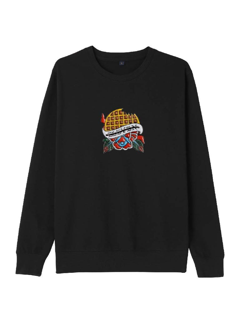 Stranger Things Clothes Casual Cartoon Printing Sweatershirt