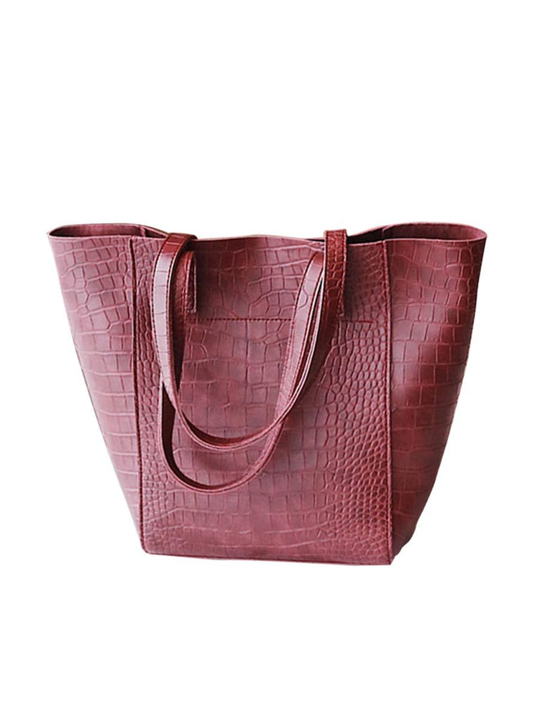 Ladies Handbags Leather Shoulder Bag For Women