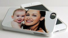 Personalized iPhone 4/4s Case - White