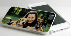 Personalized iPhone 5 Case - White